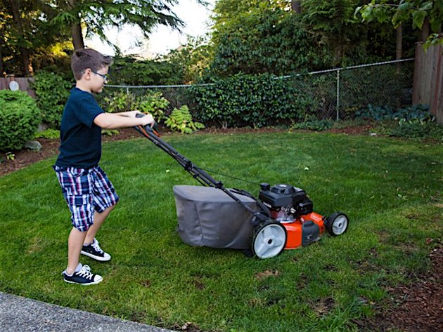 Lawn Mowing Is Not Child S Play 12 Safety Tips Advanced