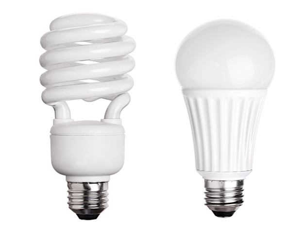 CFL vs. LED: an illuminating look at energy-efficient light bulbs ...